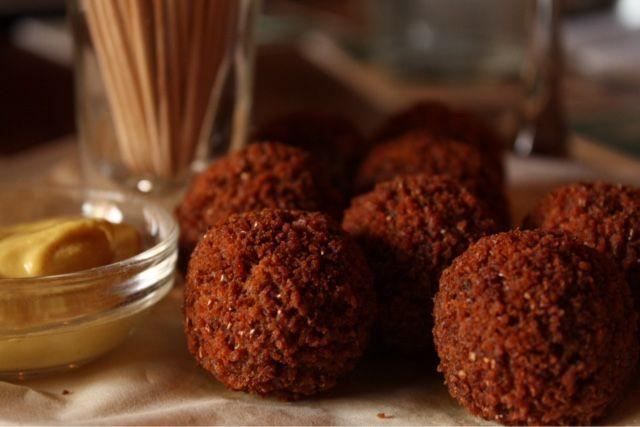 My Top 12 Dutch and German Culinary Specialties - Number 3: Bitterballen