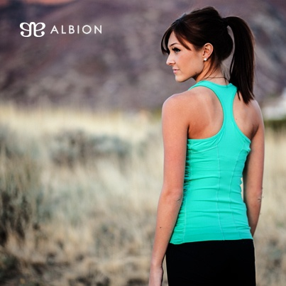 Albion Workout Clothing Giveaway!