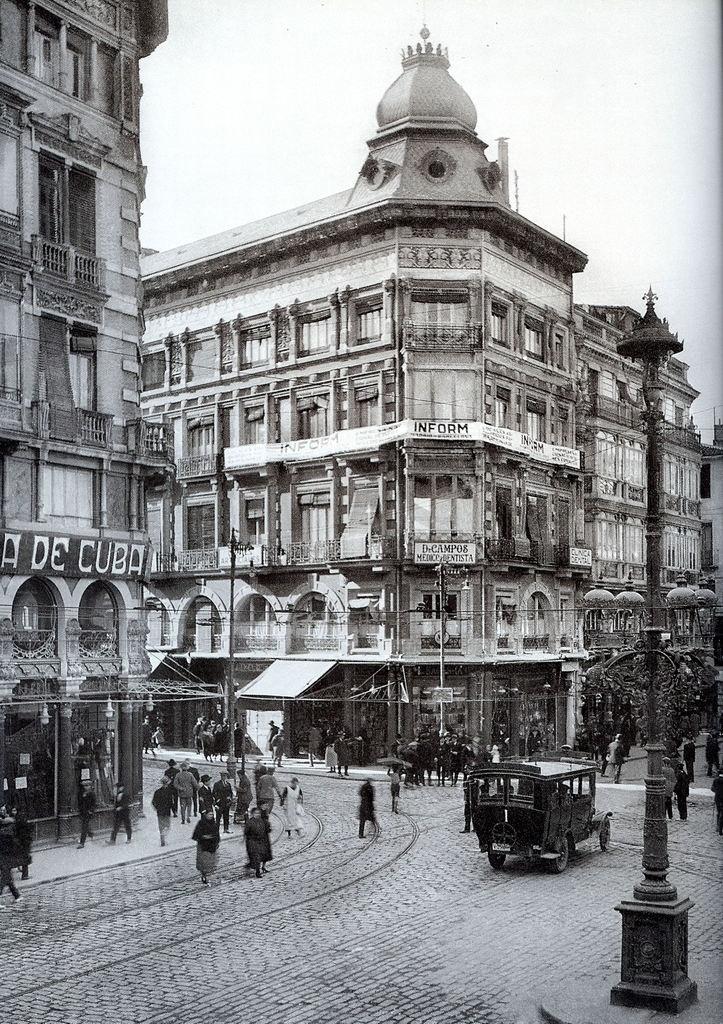 Plaza de la Reina (1924)