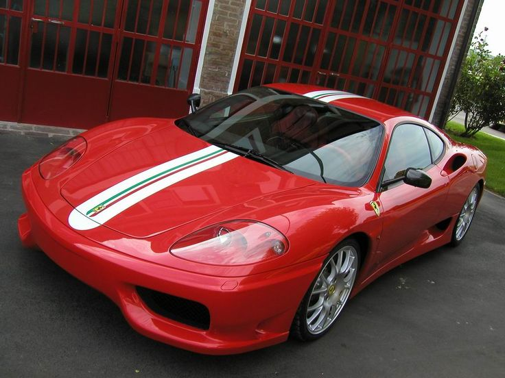 Ferrari 360 Challenge Stradale Photo