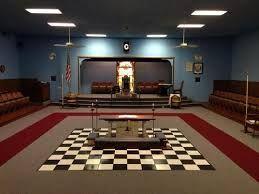 Znalezione obrazy dla zapytania masonic lodge room