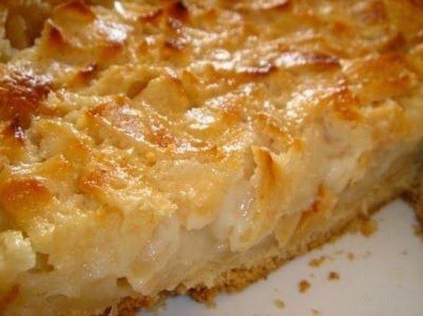 Готовим вкусно: Цветаевский яблочный пирог