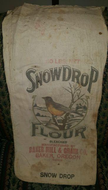 SnowDrop Baker, Oregon