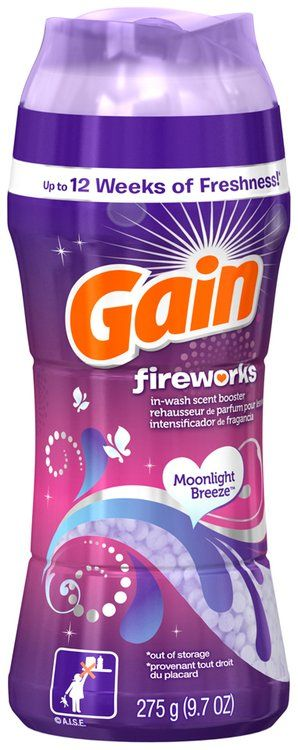 Gain Fireworks in Moonlight Breeze...these make my sheets smell AMAZING!!!