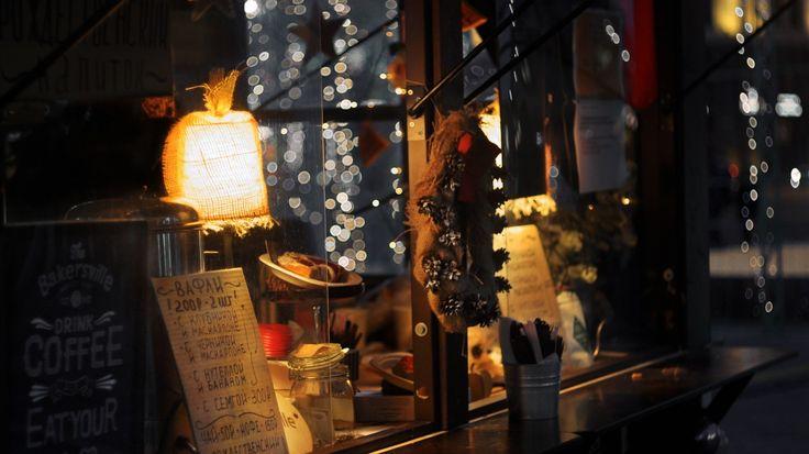 Скачать обои новый год, кофе, праздник, вечер, уют, раздел новый год в разрешении 1366x768