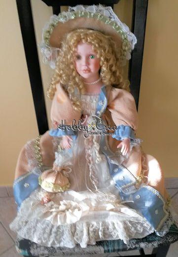 Bambola d'epoca