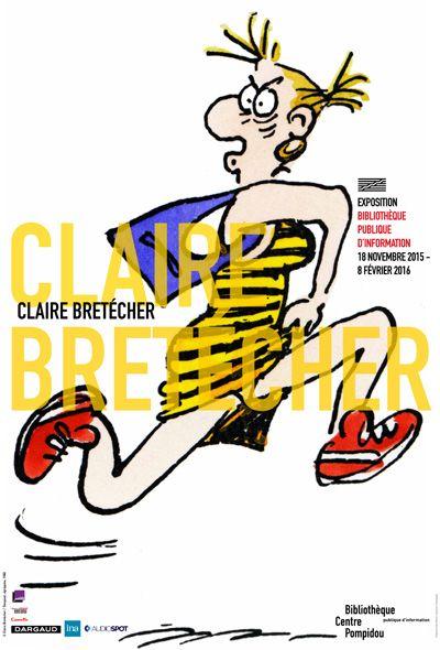 Agrippine de Claire Bretécher