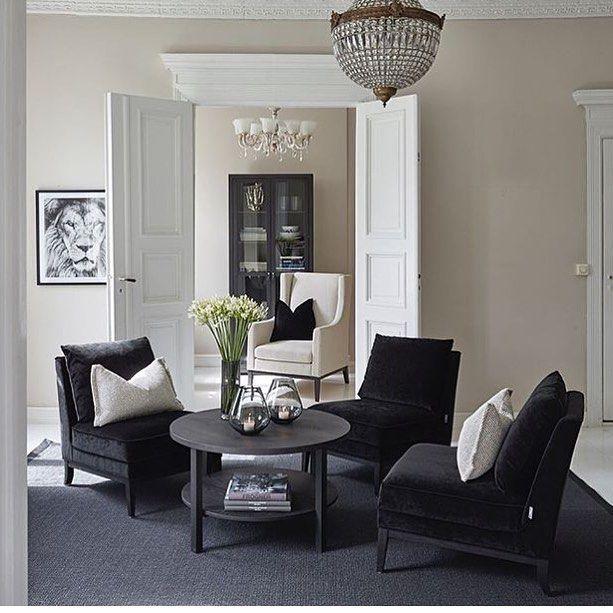 875 Likerklikk 6 Kommentarer Interior Home Inspiration Lovelyinterior Pa Instagram Credit Halvor Ba Apartment Interior Design Interior Home Decor