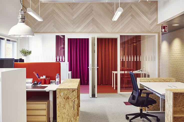 Coca-Cola Finland | office interior