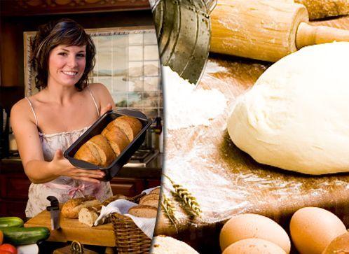 Gasztronómia (pl. vacsora, pizza stb.) Kupon - 50% kedvezménnyel - Gasztronómia (pl. vacsora, pizza stb.) - Tanuld meg a házi kenyér, kovász, vaj készítésének csínját-bínját főzőklubunkban, kis létszámú csoportokban, most 7.500,-Ft-ért..