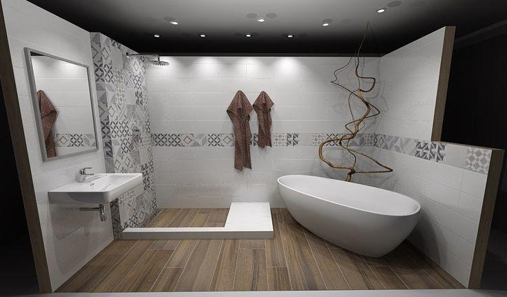 Koupelny   Manises   Geotiles   Obklady a dlažba, série   SIKO KOUPELNY