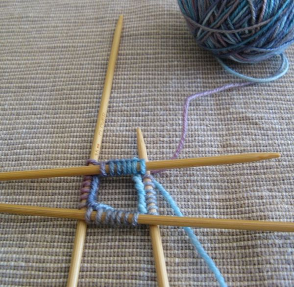 Casting On Knitting In The Round Double Pointed Needles : Images about knitting dpn on pinterest belly