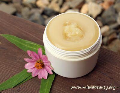 Misha Beauty - přírodní kosmetika a jiné DIY projekty : Výživný vlasový balzám
