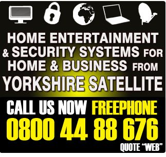 home cinema solutions Leeds