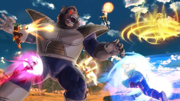 Il ne reste qu'un peu plus d'un mois avant la sortie de Dragon Ball Xenoverse 2 sur Playstation 4 et Xbox One et ce mercredi, la branche japonaise de Bandai Namco Entertainment vient de mettre un nouveau trailer du jeu en ligne. Cette vidéo est une fois de plus l'occasion de découvrir l'histoire du jeu, la customisation des personnages mais aussi le mode de jeu dans lequel vous pourrez affronter des boss avec un groupe de six joueurs.