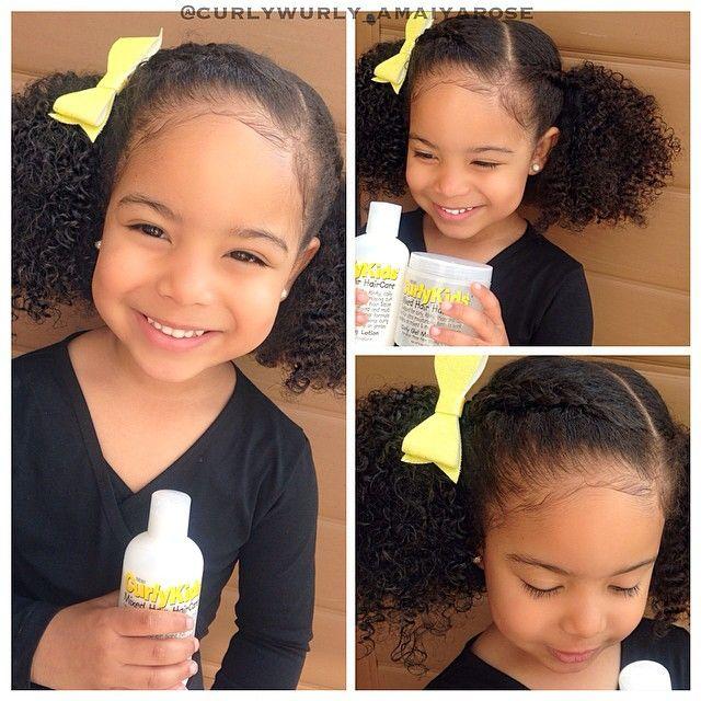 Groovy 17 Best Ideas About Kids Natural Hair On Pinterest Black Baby Short Hairstyles Gunalazisus