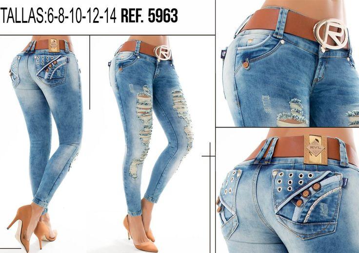 Pantalón colombiano +Modelos en…