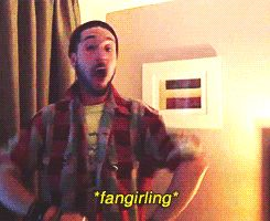 Me when I fangirl.... about Bastille....
