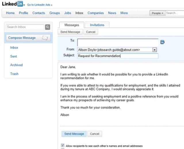 Best Formats For Sending Job Search Emails Formats