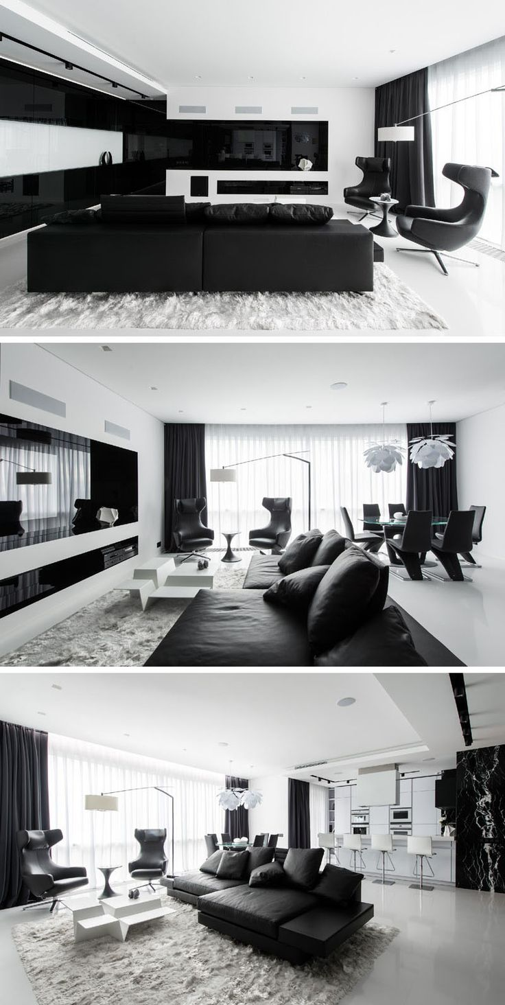 Black Sectional Living Room Decor: Best 25+ Black Living Room Furniture Ideas On Pinterest