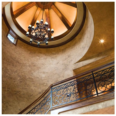 Round Ceiling Dome With Wood Beams Andalusia Pinterest