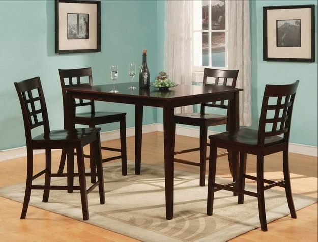 Shop For Crown Mark Counter Height Table Set And Other Dining Room Tables At Winner Furniture In Louisville KY