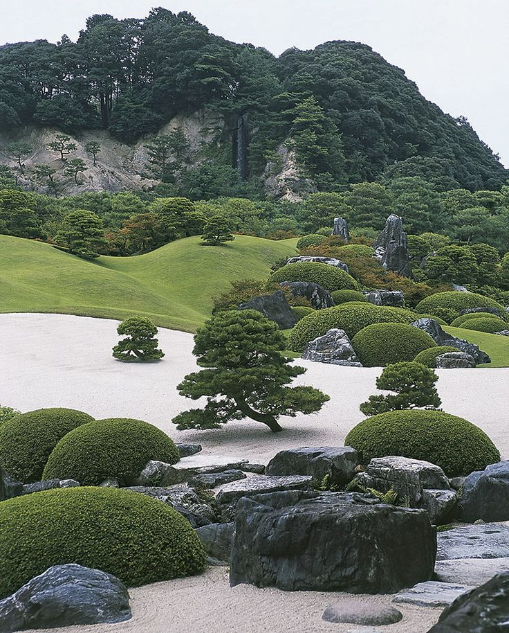A New Book Unlocks The Enigma Of The Japanese Garden Japan Garden Japanese Garden Design Japanese Landscape