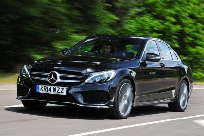New Mercedes C-Class 2014