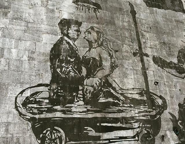 http://artecracy.eu/triumphs-and-laments-galleria-cielo-aperto/
