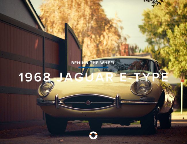 Driven: 1968 Jaguar E-Type Series 1.5 - Gear Patrol