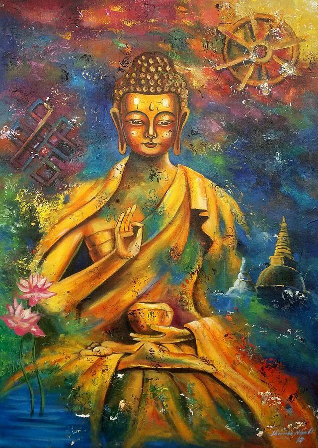 арт картинки будда все тяжкие доступна