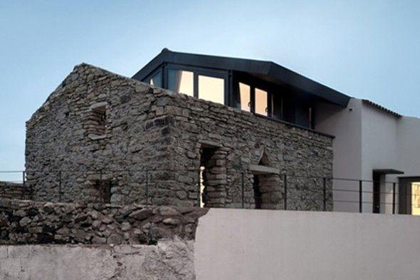 Maison Cabrela par Orgânica Arquitectura