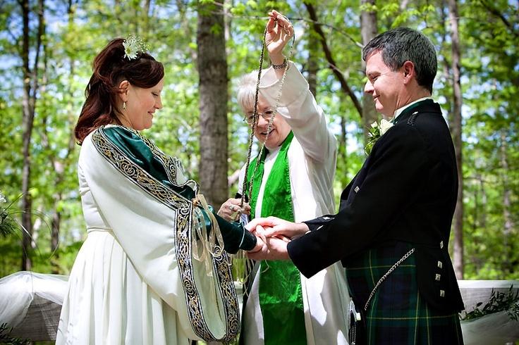Celtic handfasting celtic pinterest