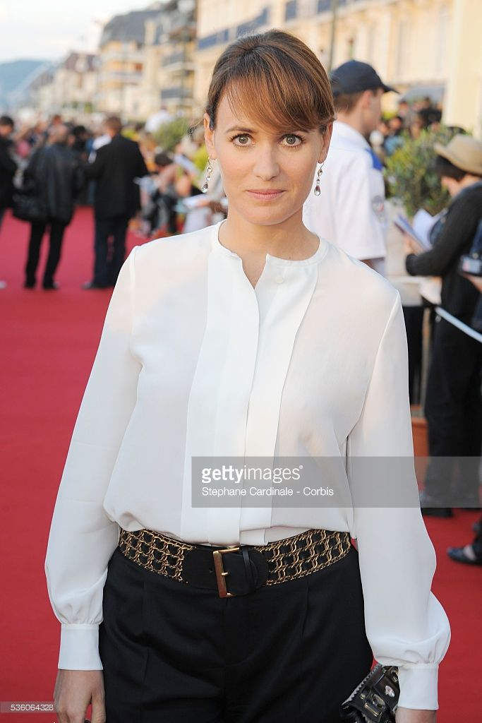 Photo d'actualité : Judith Godreche at Cabourg Romantic Film Festival...