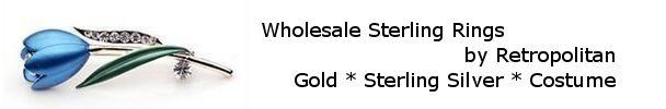 Wholesale European Bead Bright Silver Dangle Key Chain