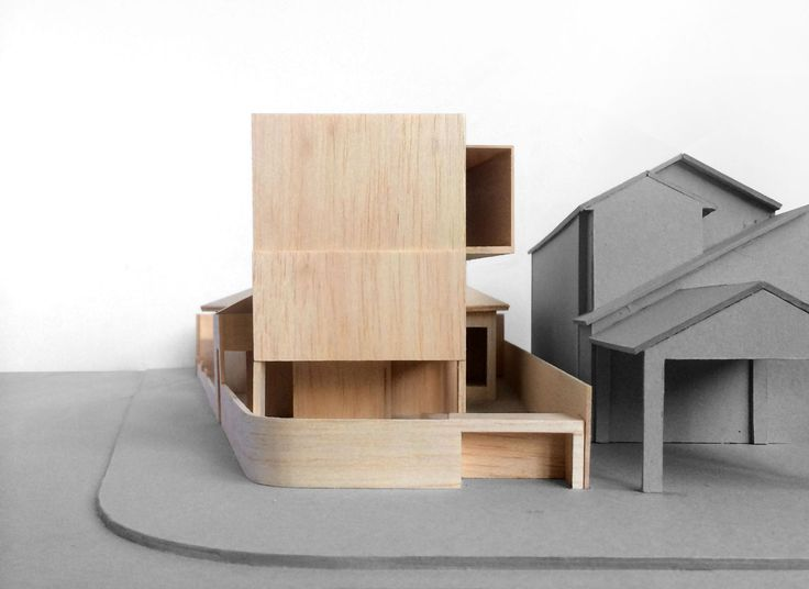 Anthony Gill Bondi House Model | Yellowtrace