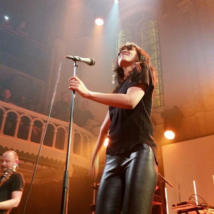 Maria Mena, Paradiso Amsterdam, 2016