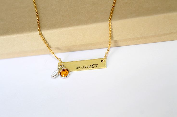 Hand crafted Mothers Day Necklace