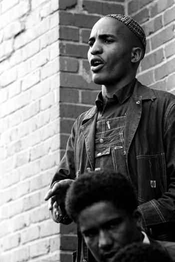 """Birmingham 1963: Rev. James Bevel enacted plans for a """"Children's Crusade"""" he and other leaders believed might help turn the tide in Birmingham. He recruited and trained hundreds of young people, from elementary school to college, to be part of the """"Children's Crusade."""" The """"D-Day"""" youth march spans three days May 2-4, 1963, to become the Birmingham Children's Crusade."""