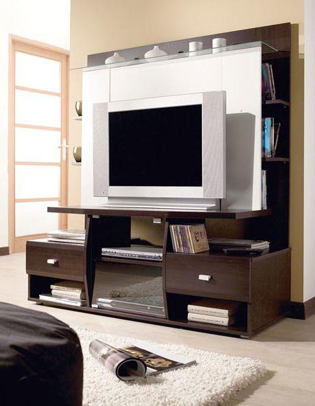 étonnant  meuble tv wenge