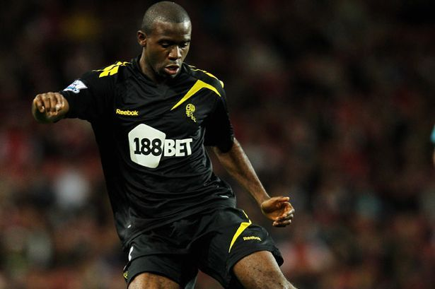 Bolton's Fabrice Muamba - on the road to recovery.