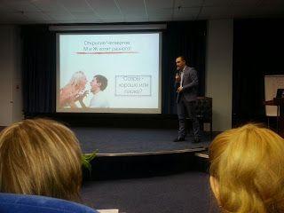 Как изменить свою жизнь и стать более успешным!: Это выступает Алекс Олимской на Brand&marketing su...