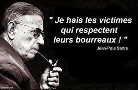 Jean-Paul Sartre - 8 Citations                                                                                                                                                     Plus