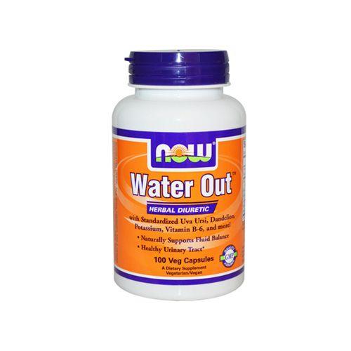 NOW Water Out 100caps (Ουροποιητικό Σύστημα) | Familypharmacy.gr