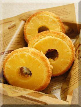 「* ココナッツのパインケーキ♪」cherry♪ | お菓子・パンのレシピや作り方【corecle*コレクル】