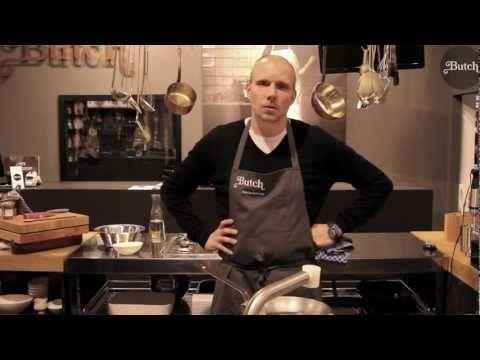 Eisenpfanne einbrennen & einbraten - Videoanleitung - YouTube
