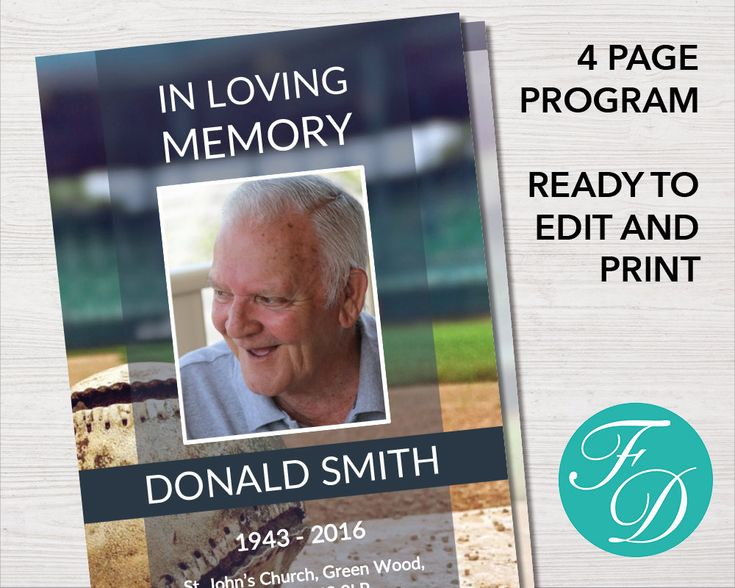Funeral pamphlet templates funeral hymns memorial songs funeral 222 best funeral programs for men obituary templates prayer funeral pamphlet templates pronofoot35fo Images