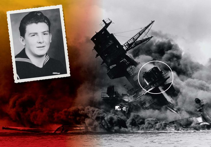 One survivor's unforgettable story of unfathomable courage at Pearl Harbor, told in full for the first time.