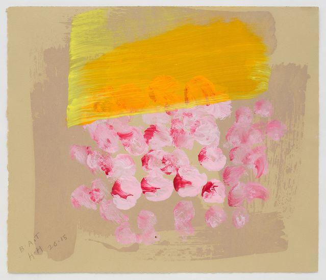 Howard Hodgkin | Fresh Fruit Crumble (2015-2016) | Available for Sale | Artsy