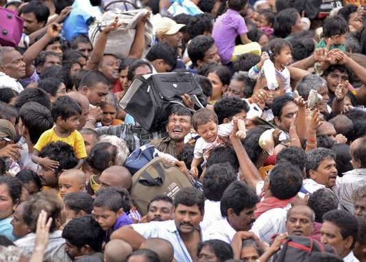 La population mondiale atteindra 9,8milliards d'habitants en2050